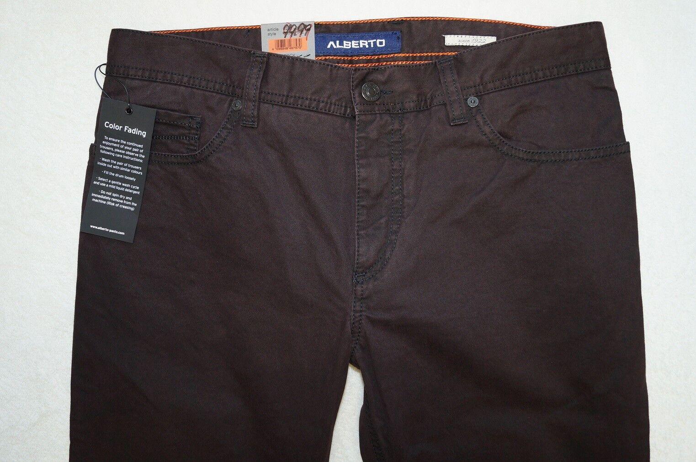 ALBERTO 5357 PIPE Hose Regular Slim Fit W31 W31 W31 32 33 34 35 36 38 L30-34 2 Farb NEU 71d2cd