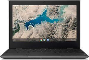 Lenovo-100e-Chromebook-MTK-81QB-11-6-034-MediaTek-4GB-Memory-16GB-eMMC-81QB000AUS