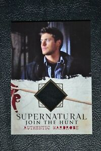 Supernatural-Seasons-1-3-M07-Dean-Winchester-Wardrobe-Relic-Prop-Trading-Card
