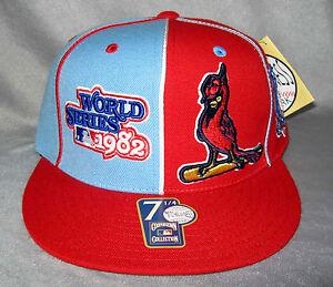 Mitchell Ness ness Cardinals Stl Mitchell Baseball Kappe aderente Cap qUwfxP