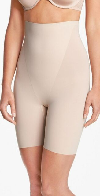 e048ef61245 New SPANX Trust Your Thinstincts Shaping High Waist Control Shaper Nude  Medium