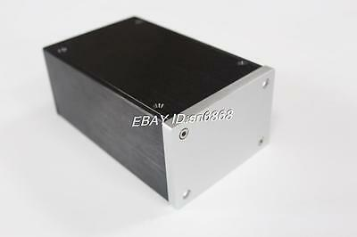 A0609B Full Aluminum Enclosure / mini AMP case/ Preamp box/ PSU chassis