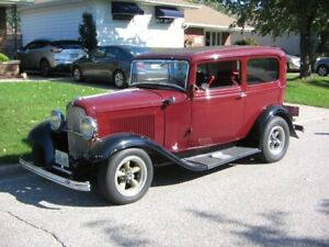 1932 Ford All Steel Two Door