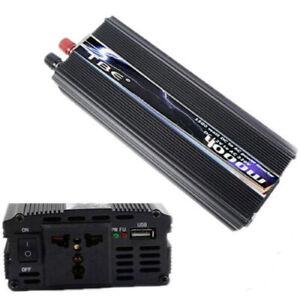 POWER-INVERTER-4000W-PRESA-USB-TRASFORMATORE-CAMPER-AUTO-BARCA-12V-220V