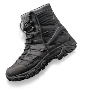 merrell moab 2 black tactical boot logo