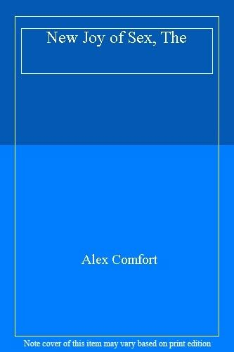 New Joy of s**,Alex Comfort- 9780855339258