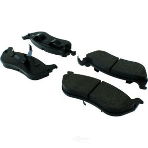 SMD674 Rear Semi-Metallic Brake Pads