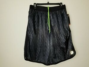 New-Mens-Basketball-Shorts-by-And1-Adjustable-Elastic-Waist-Size-2XL