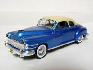 Unique-Solido-based-1-43-1947-Chrysler-Coupe-Handmade-Diecast-Model-Car