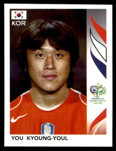 499 Panini WORLD CUP 2006-usted Kyoung-Youl Corea no