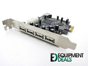 SYBA-SD-PEX-NEC5U-PCIe-USB-2-0-4-1-PORTS-Card