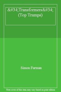 034-Transformers-034-Top-Trumps-By-Simon-Furman