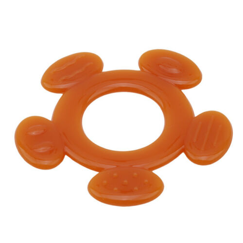 Cartoon Pendant Mom Necklace Baby Teething Chew Silicone Teether G