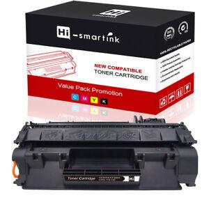 10PK CE505A 05A High Yield Toner Cartridge For HP LaserJet P2035n P2050 P2055dn