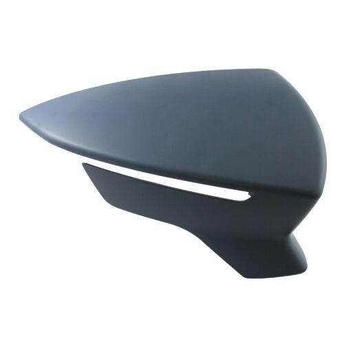COQUE RETROVISEUR SEAT LEON 3 5F 5F1 5F5 5F8APRES 09//2012 APPRETE DROIT