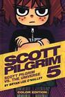 Scott Pilgrim vs. the Universe Vol. 5 by Bryan Lee O'Malley (2014, Hardcover)