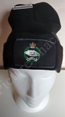 1ST ROYAL TANK REGIMENT CAP BADGE PRINTED ON A BASEBALL CAP