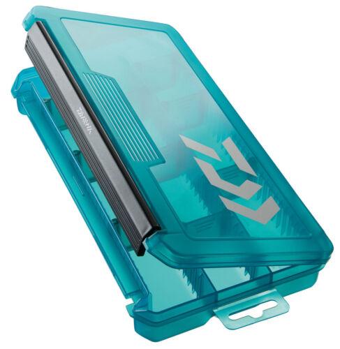 DAIWA 23,2x12,7x3,4cm Multi Case 232 Premium-Köderbox in 2 Ausführungen