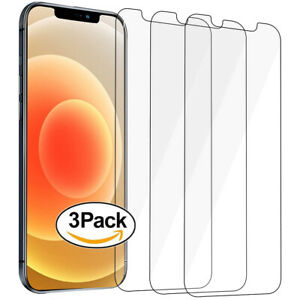 3x-Pellicola-Vetro-Temperato-9H-Protezione-Salvaschermo-per-Apple-iPhone-12