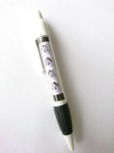 German Spitz Retractable Ball Pen by Curiosity Crafts