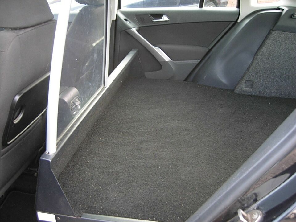 VW Tiguan 2,0 TDi 140 Trend & Fun 4M Van Diesel modelår 2008