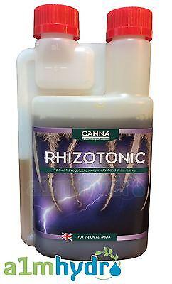 Canna Rhizotonic 250ml Root Stimulator Plant Nutrients Additive Hydroponics