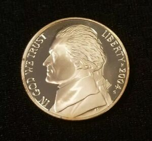 2004-S Peace Medal Proof Jefferson Nickel Priced Right Shipped FREE