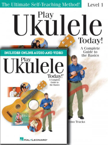 Play Ukulele Today Beginner/'s Level 1 Book with Online Audio and Video 000701872