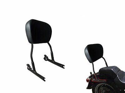 Detachable Passenger Sissy Bar Backrest Fit For Harley Softail FLSTN FatBoy FLST