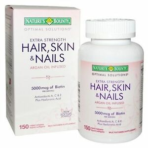 Buy Nature S Bounty Hair Skin And Nails