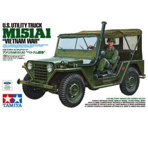 Tamiya-35334-U-S-Utility-Truck-M151A1-034-Vietnam-War-034-1-35