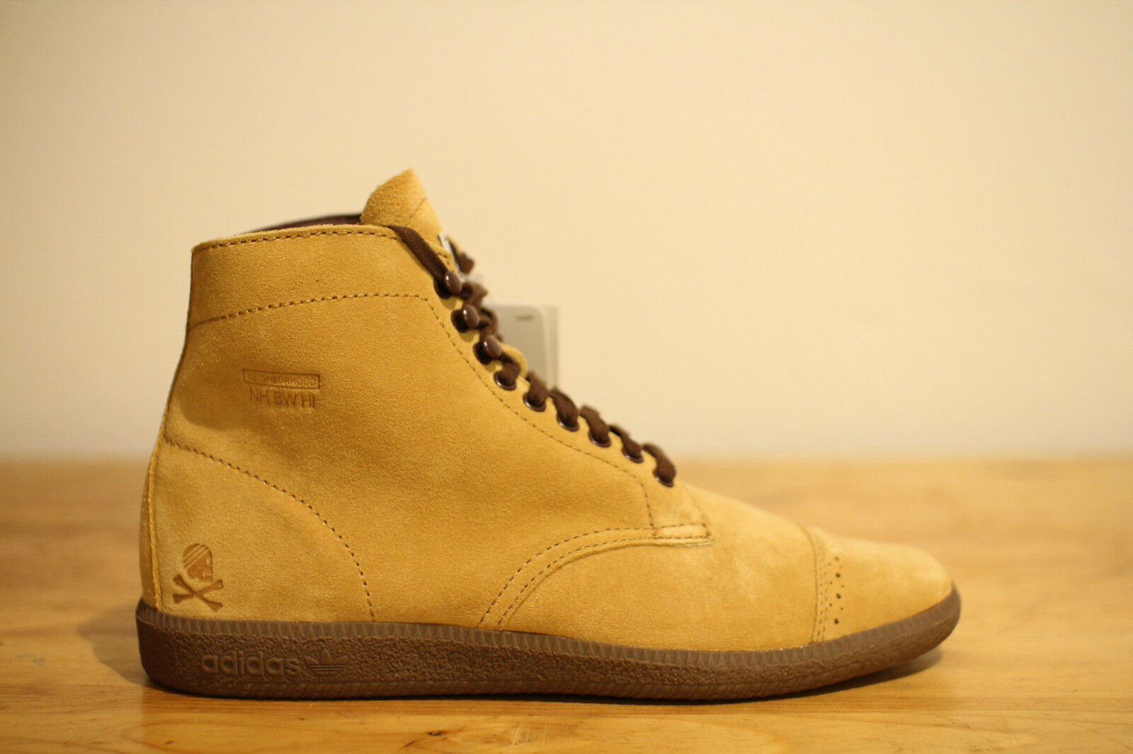 Adidas X Neighborhood Hi Tops Braun Gr. 42,43,44,45 NEU & OVP