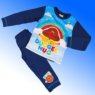2//3 Age 18//24 months 3//4 and 4//5 years BNWT Hey Duggee Pyjamas