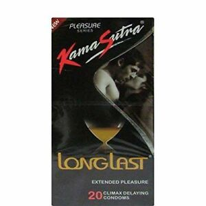 12-Piece-KamaSutra-Long-Last-Extended-Pleasure-Condom-FREE-Fast-Shipping