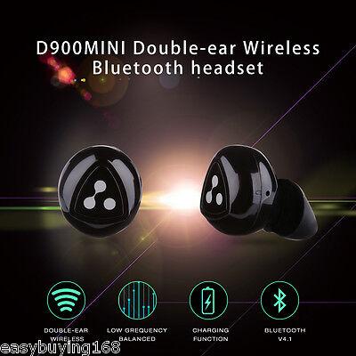 SYLLABLE D900MINI Universal Mini Inalámbrico Auriculares Bluetooth Doble-ear ES