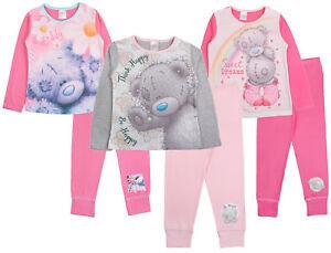 8cba6b4ef Kids Girls Pyjamas Me To You Tatty Teddy Long Pj s 2 Piece Set ...
