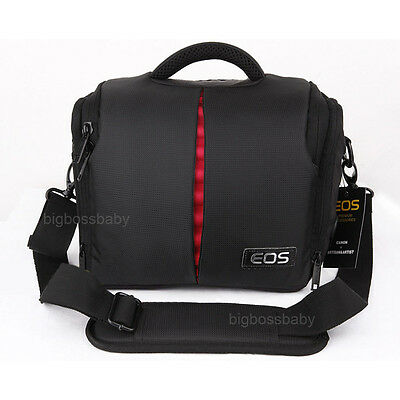 Camera Bag for Canon DSLR Rebel T2i T3i T4i T5i EOS 700D 650D 600D 550D 70D 60D