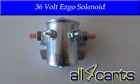Ezgo Electric Golf Cart Solenoid   36v Volt Solenoid   Ezgo 27855-g01