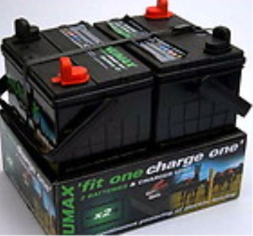 CHARGE ONE AUTOMATIC CHARGER ELECTRIC FENCE BATTERIESTWIN PACKFIT ONE