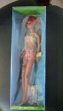 Black African American Francie Barbie Doll Mint In Box wrist tag cello  / NRFB