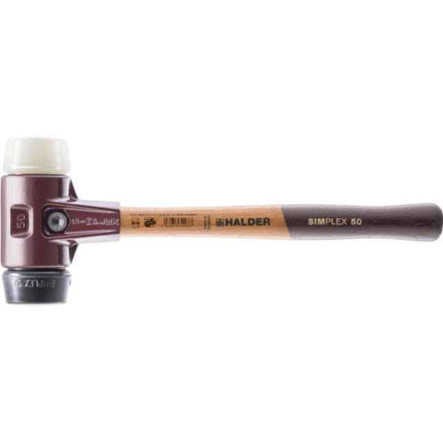 ++NEU+++ Halder Schonhammer SIMPLEX 80mm Nylon