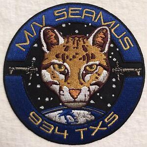 Archer-1999-Custom-Flight-Crew-Patch-M-V-SEAMUS