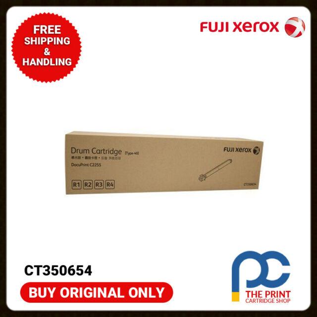 New & Genuine Xerox CT350654 Imaging Drum Cartridge Docuprint C2255 40K Pages