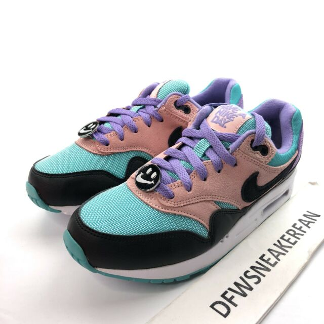 Nike Air Max 1 One Have a NK Day Shoes Airmax At8131-001 Size 6y Women's 7.5