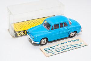 Norev Renault Dauphine Ref 50 No Solido No Dinky No JRD No Marklin No Tekno