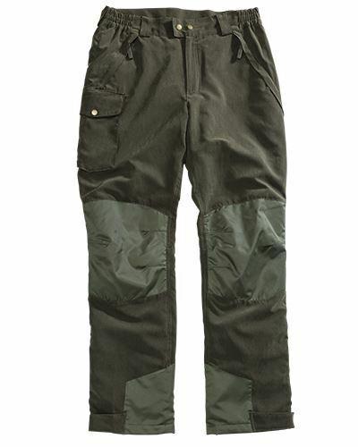 Hoggs Di Fife Glenmore Impermeabile Caccia Pantaloni-Scuro Olive