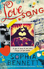 Love Song by Sophia Bennett (Paperback, 2016)