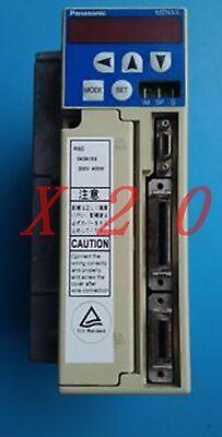 Panasonic servo drives MSD043A1XX
