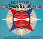 He's So Fine: The Laurie Records Story [Digipak] by Various Artists (CD, Jun-2013, 2 Discs, One Day Music)