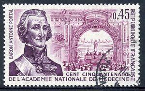STAMP-TIMBRE-FRANCE-OBLITERE-N-1699-ACADEMIE-DE-MEDECINE